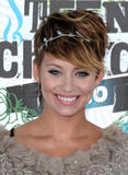 Кимберли Уайатт, фото 16. Kimberly Wyatt - The 2010 Teen Choice Awards at the Gibson Amphitheatre, Universal City in LA, photo 16