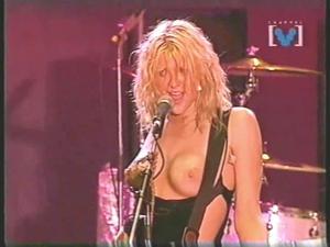 Nude courtney love cobain