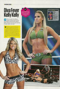 Kelly Kelly-WWE Magazine January 2011