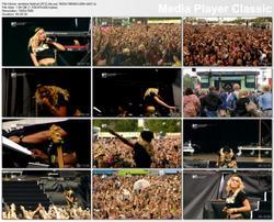 Rita Ora (Wireless Festival 2012) - HD 1080i