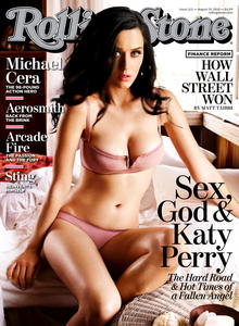 Katy Perry nude Rolling Stone