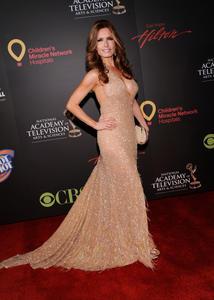 Трэйси Э Брегман, фото 2. Tracey Bregman 38th Annual Daytime Entertainment Emmy Awards held at the Las Vegas Hilton on June 19, 2011 in Las Vegas, Nevada., photo 2