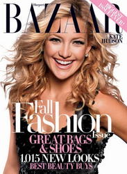 Kate Hudson - Harpers Bazaar September 2007