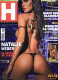 Natalie Weber - Hombre May 2010 (5-2010) Argentina