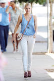 Софи Монк, фото 1251. Sophie Monk shopping in Sydney, Australia 3.1.2012, foto 1251