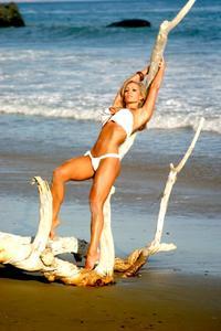 Ashley lawrence aka fembomb laser bikini enhanced